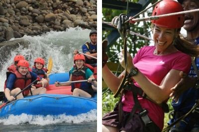 Canopy + Rafting